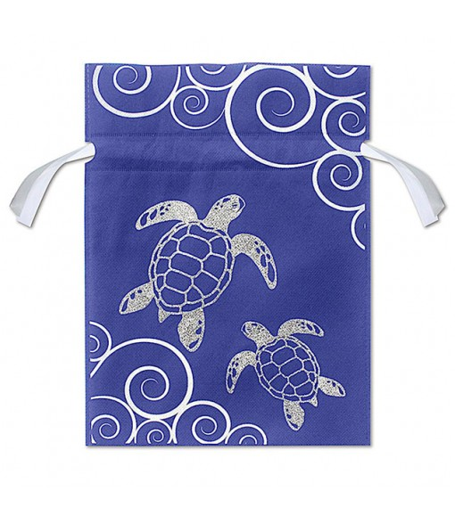 Drawstring Gift Bag [ Honu Wave ] S Size