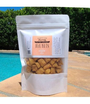 COOK by HITOMI [ Hawaiian Honey & Salted Caramel Mix Nuts ]