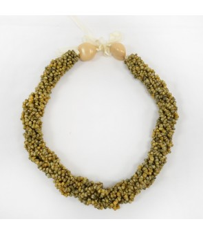Shell Choker [ Mongo Shell Twist ] Green