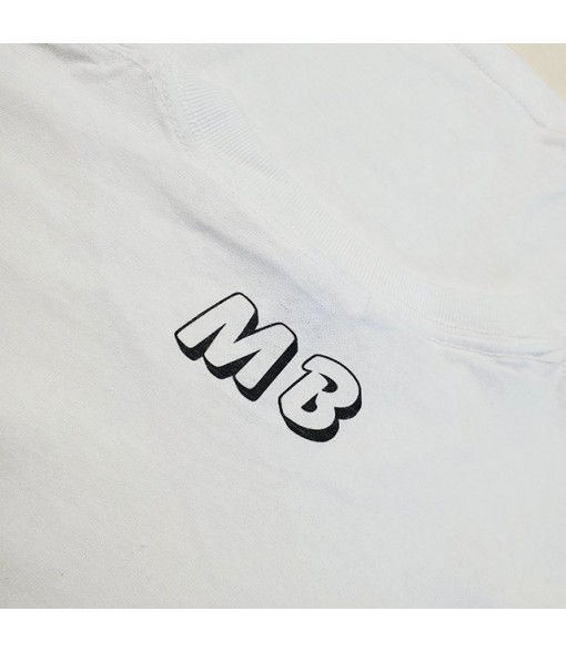 Maple Biscuits Original T-Shirt [ Bullumi Character ] White
