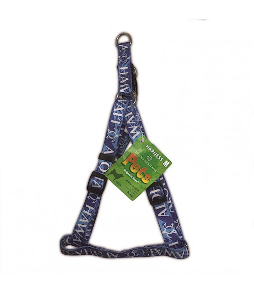 Pet Harness [ Island Honu ] Blue