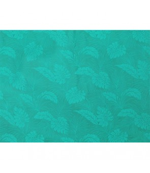 Hawaiian Poly Cotton Fabric LMH-04-331 [ Monstera ] Green