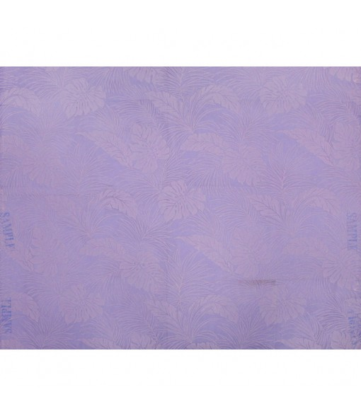 Hawaiian Poly Cotton Fabric LMH-04-331 [ Monstera ] Lavender