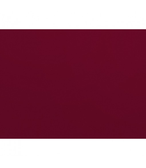 Hawaiian Poly Cotton Solid Color Fabric [ Burgundy ]