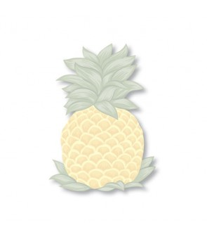 Stick'n Notes [ Pineapple Shaped ]